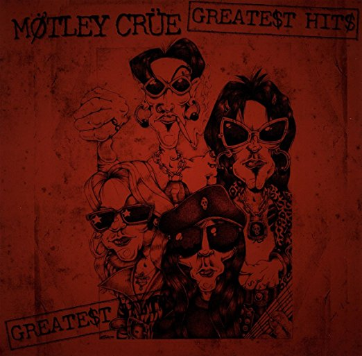 Motley Crue - Greatest Hits - Vinyl