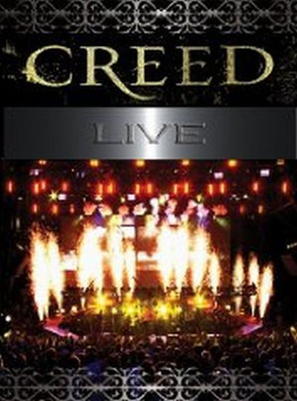 Creed - Live - Dvd