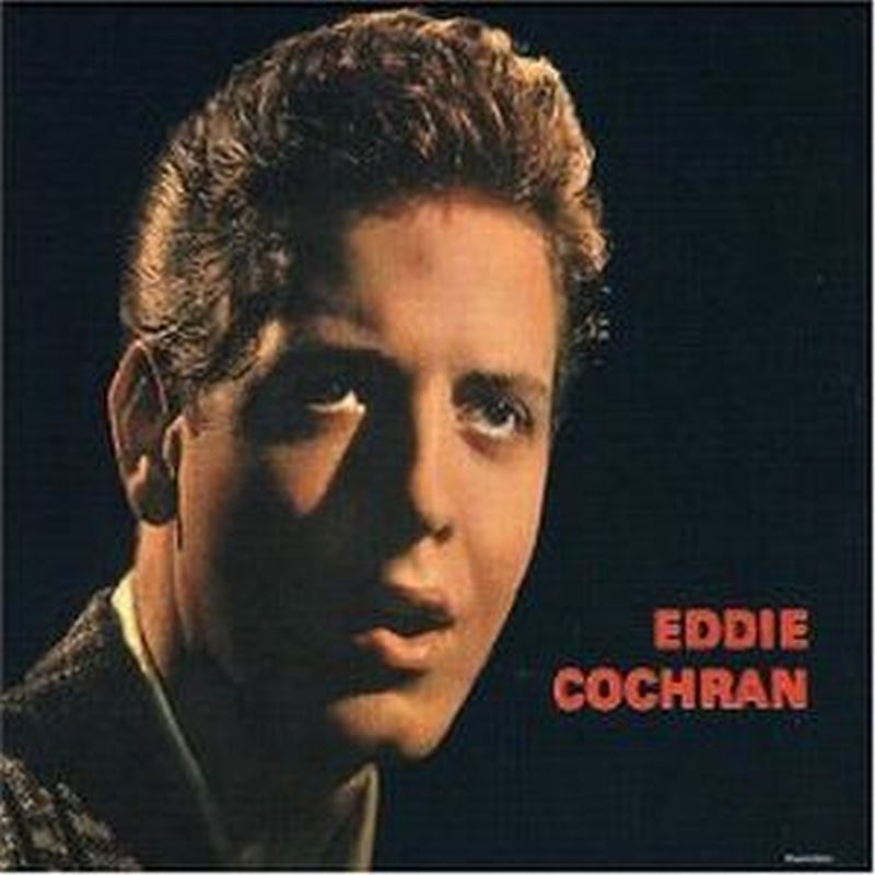 Eddie Cochran - C'mon Everybody - Cd