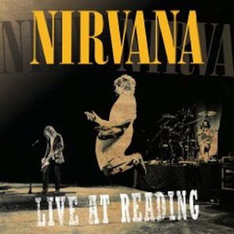 Nirvana - 1992: Live At Reading - 2 Vinyl Lp Set