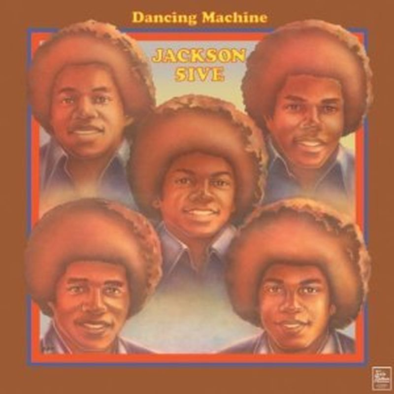 Jackson 5 - Dancing Machine - Cd