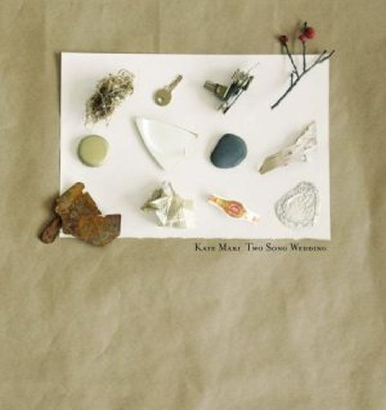 Kate Maki - Two Song Wedding - Cd