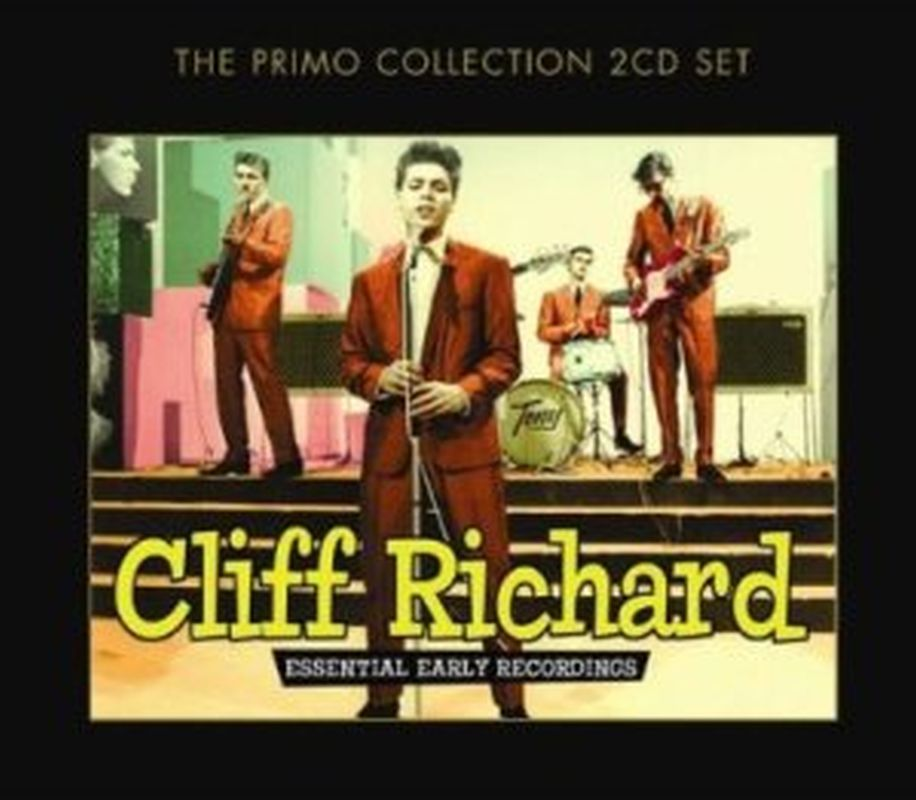 Cliff Richard - Essential Early Recordings - 2 Cd Set