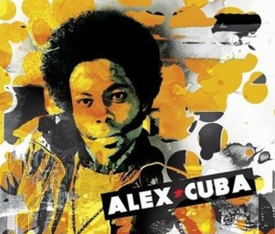 Alex Cuba