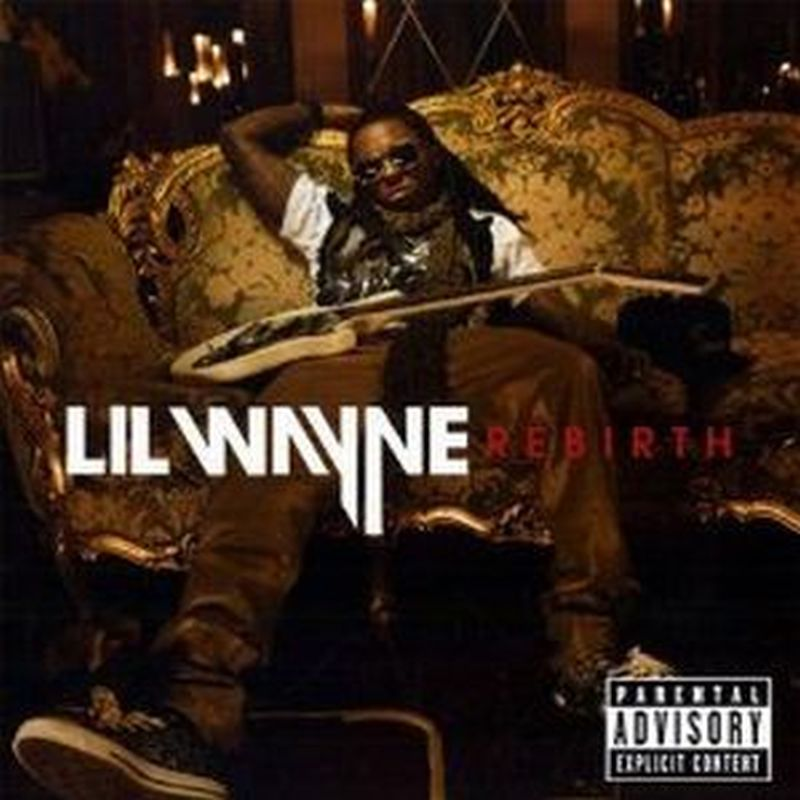 Lil Wayne - Rebirth (deluxe Version - Cd)