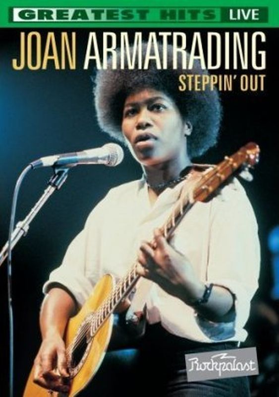 Joan Armatrading Quotes: Joan Armatrading Steppin' Out Records, Vinyl And CDs