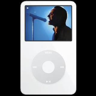 APPLE IPOD 30GB - 5.5 Gen.