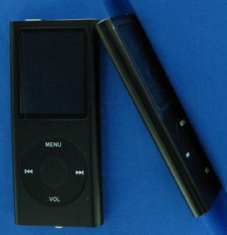 2GB Ipod Like Μαύρο σε άριστη κατάσταση