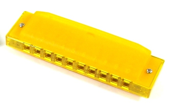 Swan 10 Hole Yellow Plastic