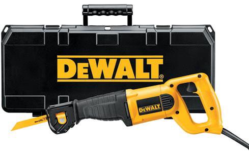 Dewalt DW304PK Reciprocating Saw Kit (General Tools , Power Tools , Reciprocating Saws)