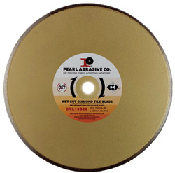 DTL6B19A 6'' Pearl Professional Diamond Blade (Tile and Stone Tools , Diamond Blades , Wet Tile Marble Blade)