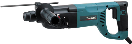 Buy Makita Pitbull Rotary Hammer D-handle HR2455
