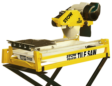 STOW TS1020 Tile Saw (Tile and Stone Tools , Tile Saws and Stone Saws , 20in to 52in Tile Saws)