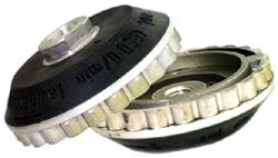 Alpha Quick Change Backer Pad for PVA (Tile and Stone Tools , Polishing Profiling , Polishing Pads)