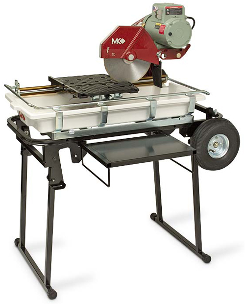 MK ATS Saw Stand (Tile and Stone Tools , Tile Saws and Stone Saws , Wet Saw Accessories)