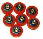 Groove Grommet(Orange) Revolution Tile Saw (Tile and Stone Tools , Tile Saws and Stone Saws , Wet Saw Accessories)