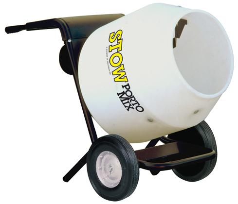 STOW Portomix Concrete Mixer (Concrete Masonry Tools , Concrete Mortar Mixers , Portable Concrete Mixers)