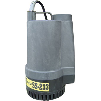 Multiquip SS233 2in Submersible Pump 110V (General Tools , Water Pumps)