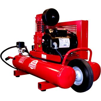 Edco 1.5 hp Electric Air Compressor (General Tools , Air Compressors)