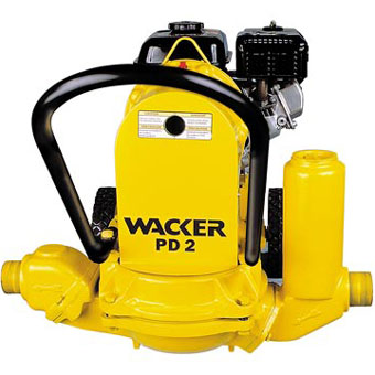 Wacker PDT-2A 2in Diaphragm Trash Pump (General Tools , Water Pumps)