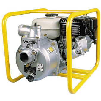 Wacker PG-2A 2in Centrifugal Dewatering Pump (General Tools , Generator)