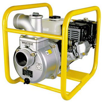 Wacker PG-3A 3in Centrifugal Dewatering Pump (General Tools , Air Compressors)