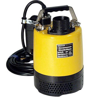 Wacker PSA-2-500 2in Submersible Pump Automatic Switch (General Tools , Water Pumps)