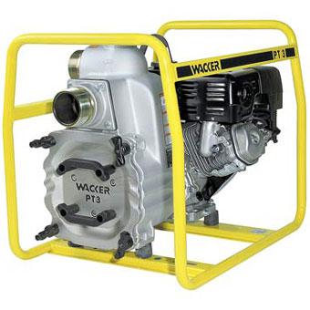 Wacker PT-3A 3in Centrifugal Trash Pump (General Tools , Water Pumps)