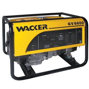 Wacker GV 6600A Portable Generator (General Tools , Generator)