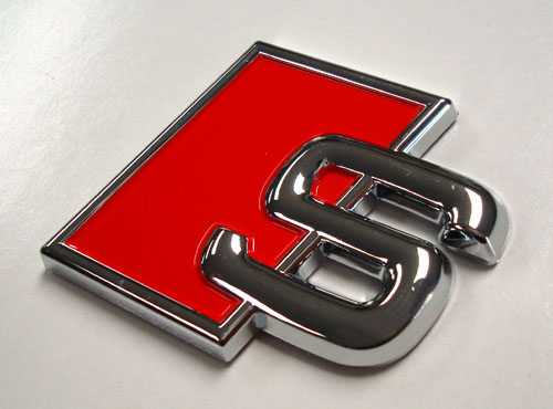 Thinkin About Pickin Up A S Line Trunk Emblem On Ebay