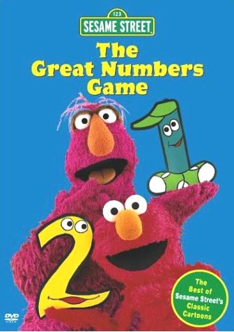 Sesame Street - The Great Numbers Game movie