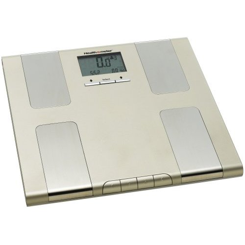 Health o Meter BFM688KD-81 Weight Tracking Body Fat +Hydration Percentage Scale