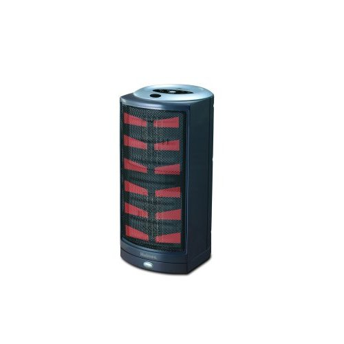 Holmes HCH4954-U Whisper Quiet Twin Ceramic Electric Space Heater w/ Viziheat Display