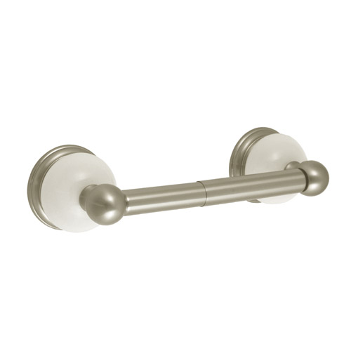 Delta 69350-SN Satin Nickel Bathroom Toilet Tissue Paper Holder