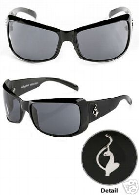 Baby Phat 2020 Black Chic Urban Sunglasses Shades Authentic