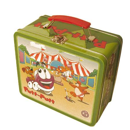 Putt-Putt Lunchbox