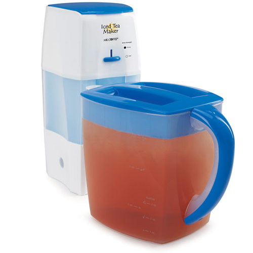 Mr. Coffee 3 Quart Adjustable Strength Iced Tea Maker TM75