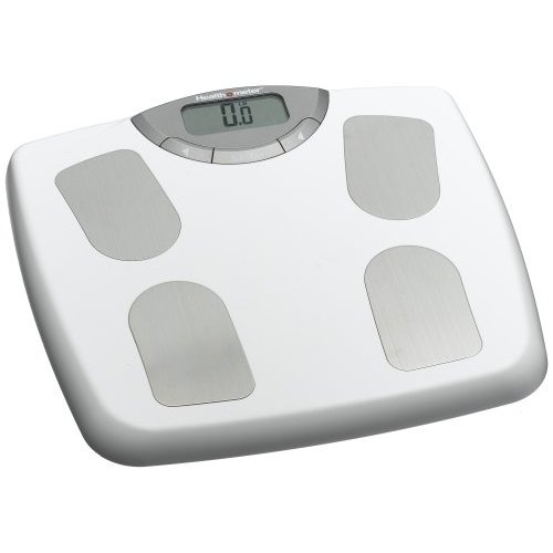 Health o Meter BFM580KD-01 White Body Fat Scale