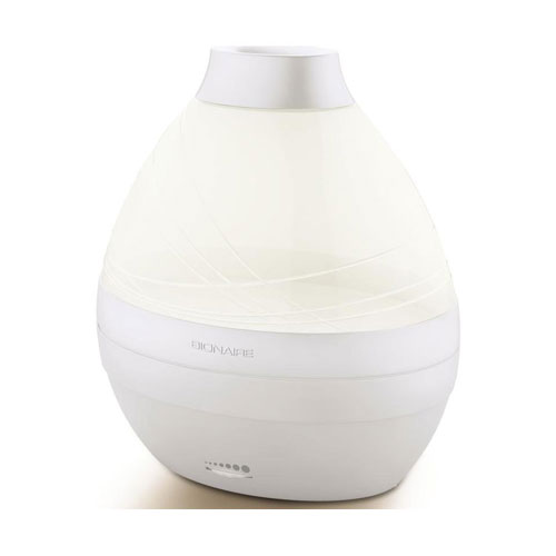 Bionaire BU5110-U Home Decor Ultrasonic Mist Humidifier Filter Free