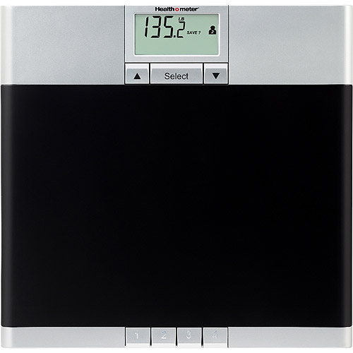Health o Meter HDM776DQ-95 Digital Weight Tracking Multi User Bathroom Scale