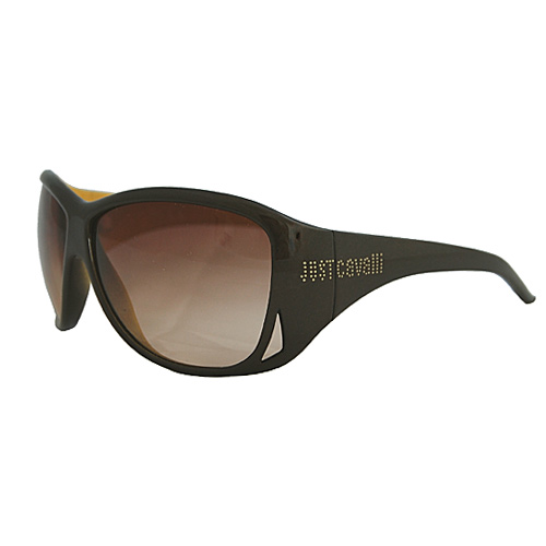 Just Cavalli Brown Plastic Sunglasses JC083S 729