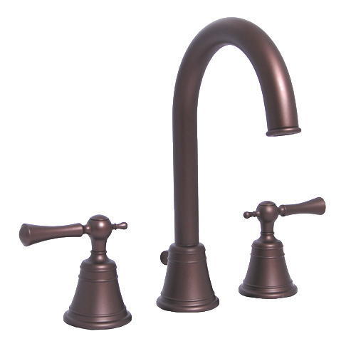 Jado 842/813/105 Hatteras Widespread Bathroom Sink Faucet, Old Bronze