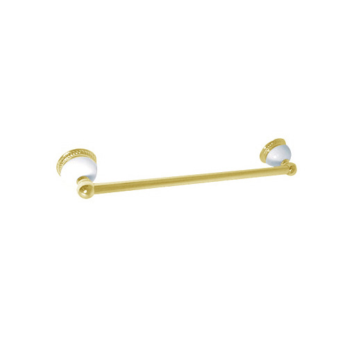 Delta 69430-PBB Bathroom Towel Bar Rack Polished Brass 30 Inches