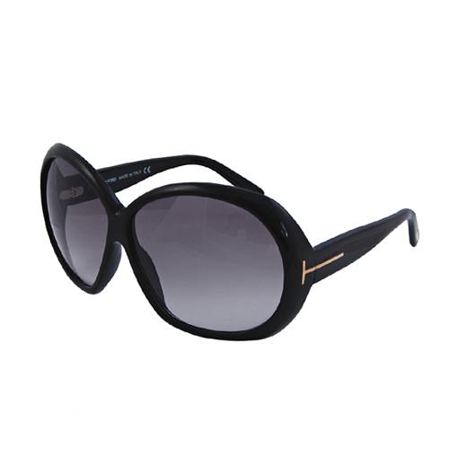 Tom Ford Natalia Black Sunglasses TF120-01B