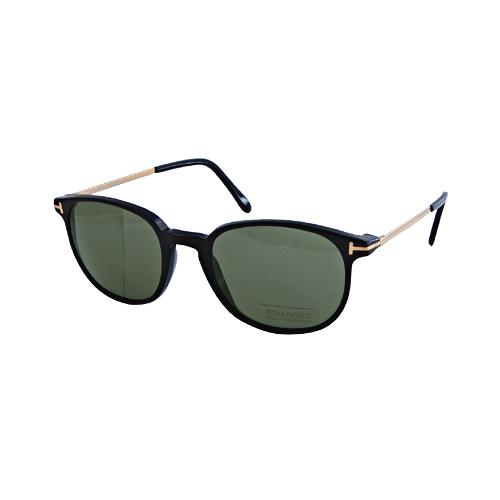 Tom Ford Max Black Sunglasses TF126-01N