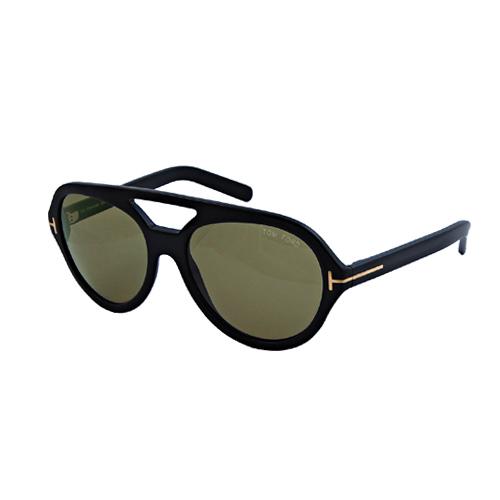 Tom Ford Henri Black Sunglasses TF141-01N