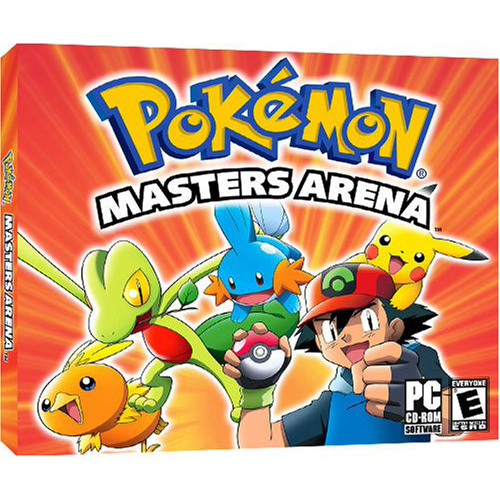 Pokemon Masters Arena PC Game - Windows