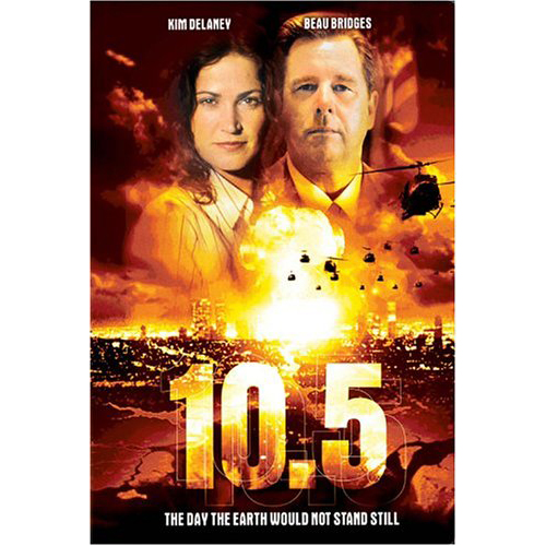 10.5 (2004) DVD Movie Peter Benson, Kendall Cross