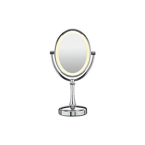 Find Out More About Conair Be117 1x 10x Oval Chrome
