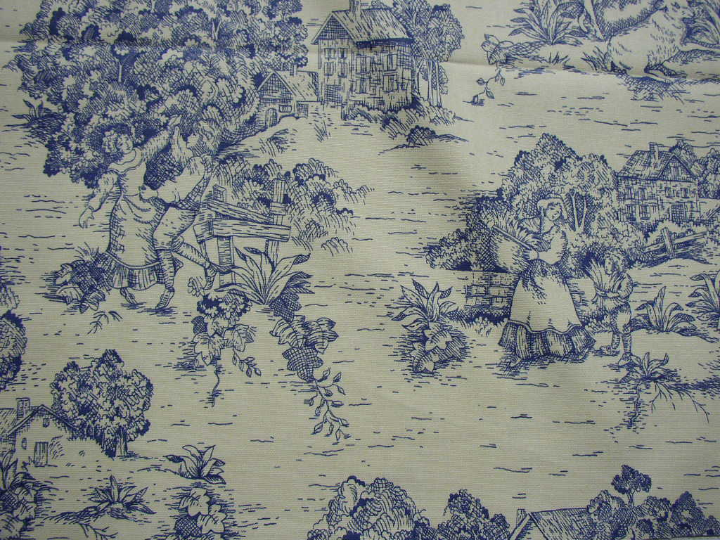 28 french country toile fabric french country toile jolie r